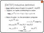 gkt07 inductive definition
