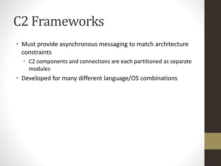 C2 Frameworks