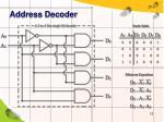 address decoder