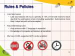 rules policies1