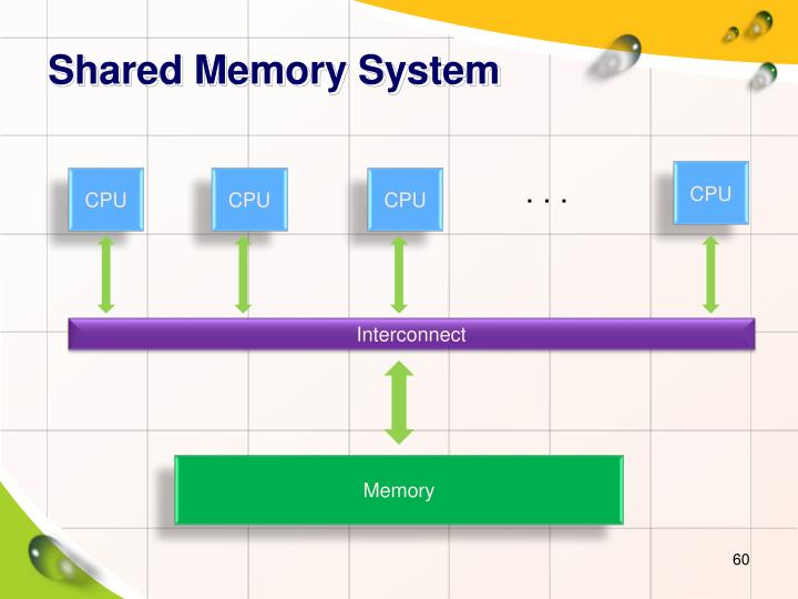 Shared Memory System
