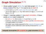 graph simulation 9 21