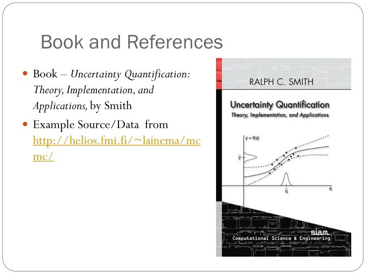 Book and References