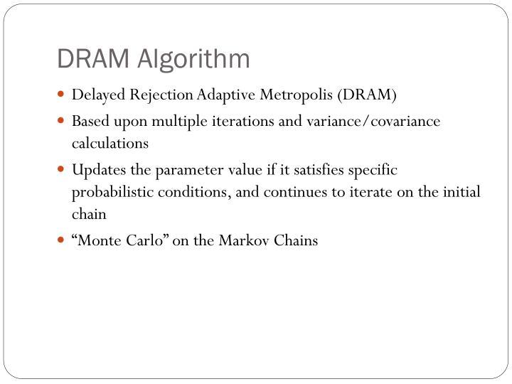 DRAM Algorithm