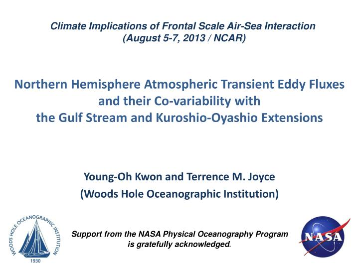 Climate Implications of Frontal Scale Air-Sea Interaction