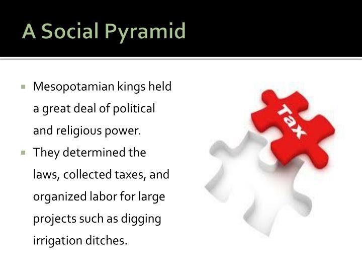 A Social Pyramid