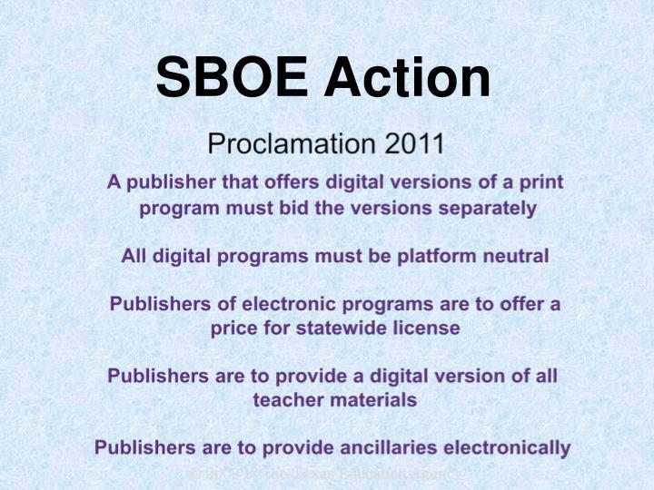 Proclamation 2011