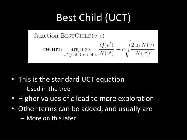 Best Child (UCT)