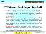 eth general bond graph libraries ii