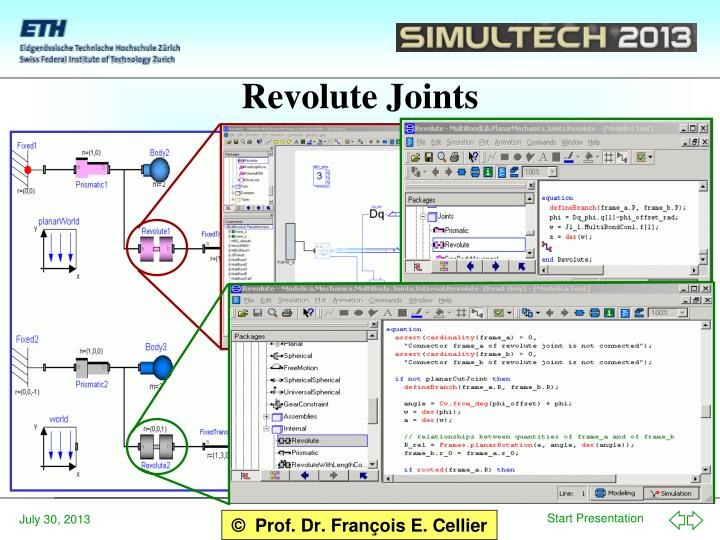 Revolute Joints
