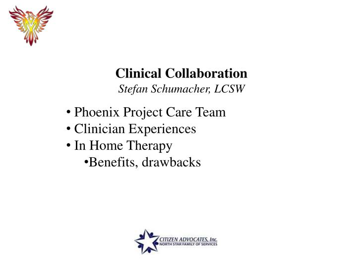 Clinical Collaboration
