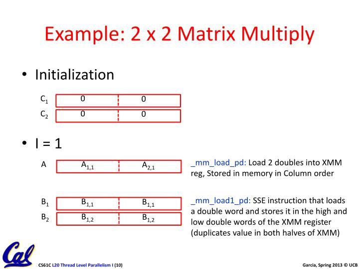 Example: 2