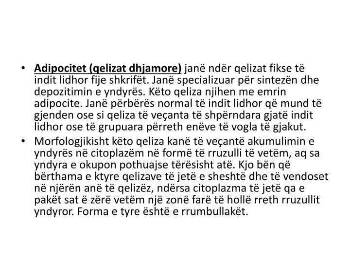 Adipocitet