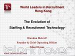 world leaders in recruitment hong kong
