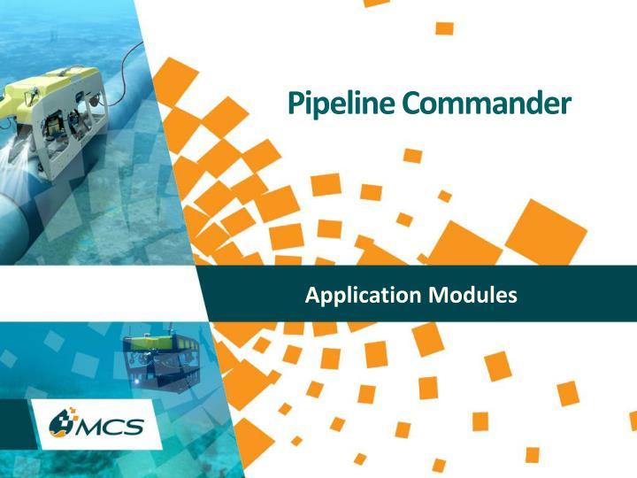 Pipeline Commander