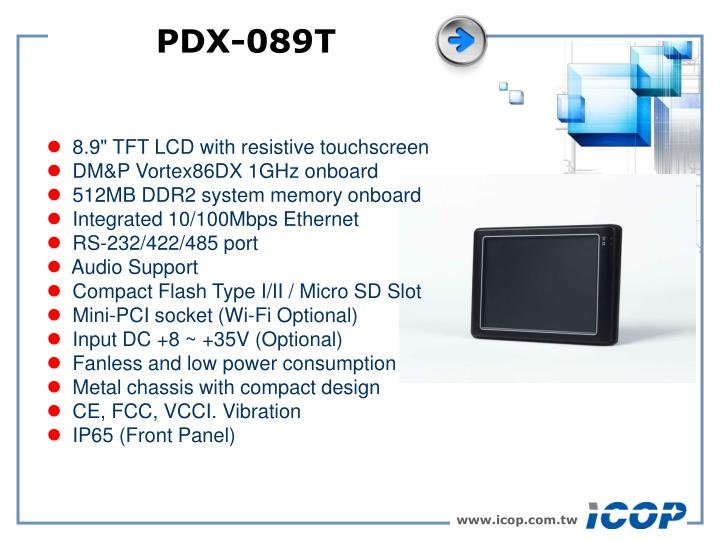 PDX-089T