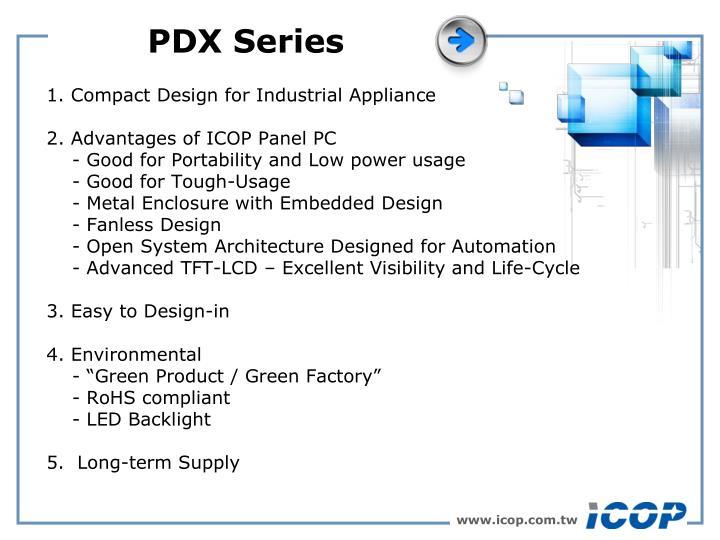 PDX Series
