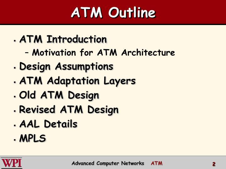 ATM Outline