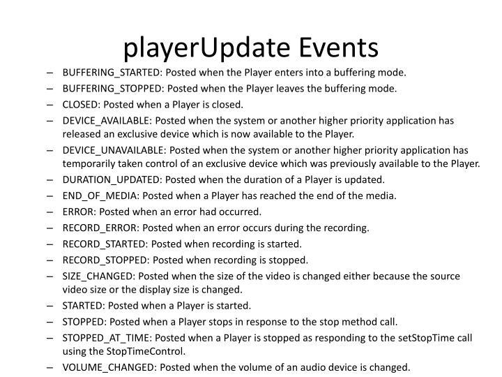playerUpdate