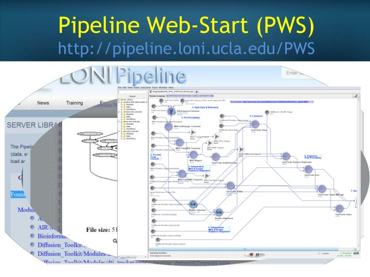 Pipeline Web-Start (PWS)