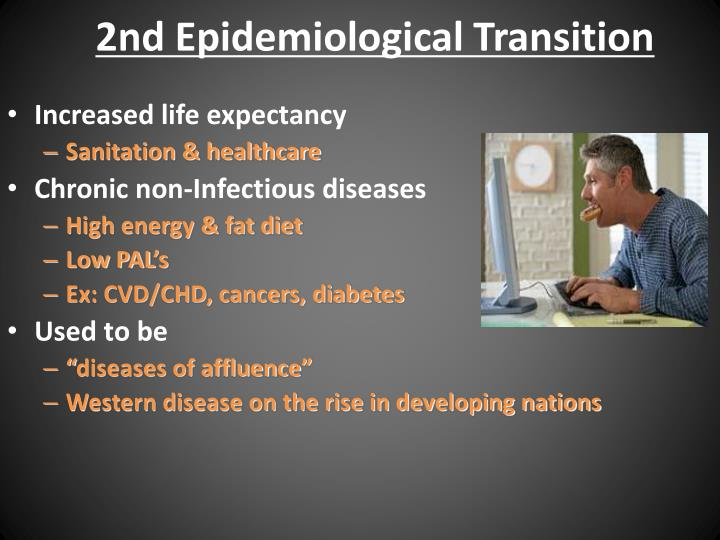 2nd Epidemiological Transition
