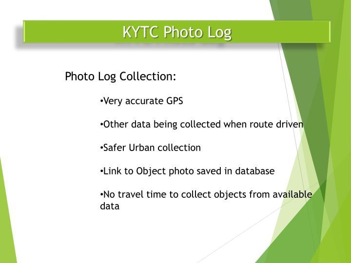 KYTC Photo Log