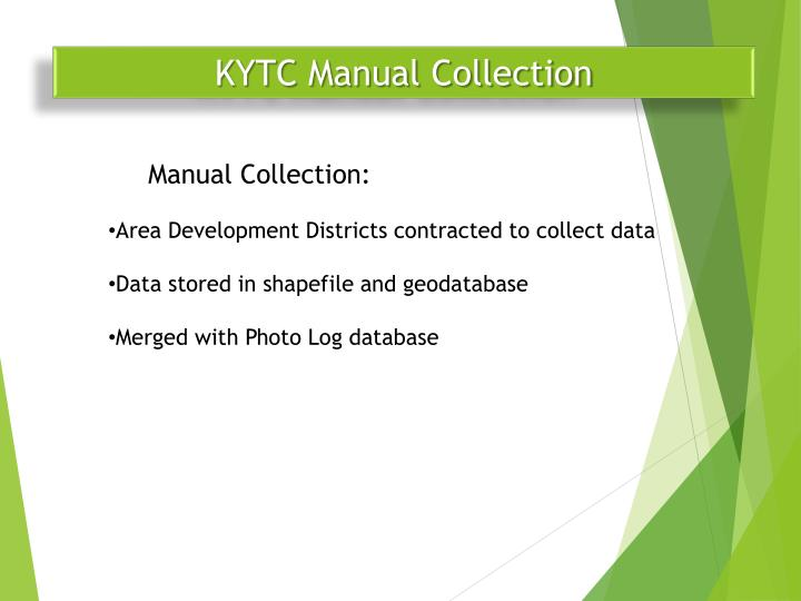 KYTC Manual Collection