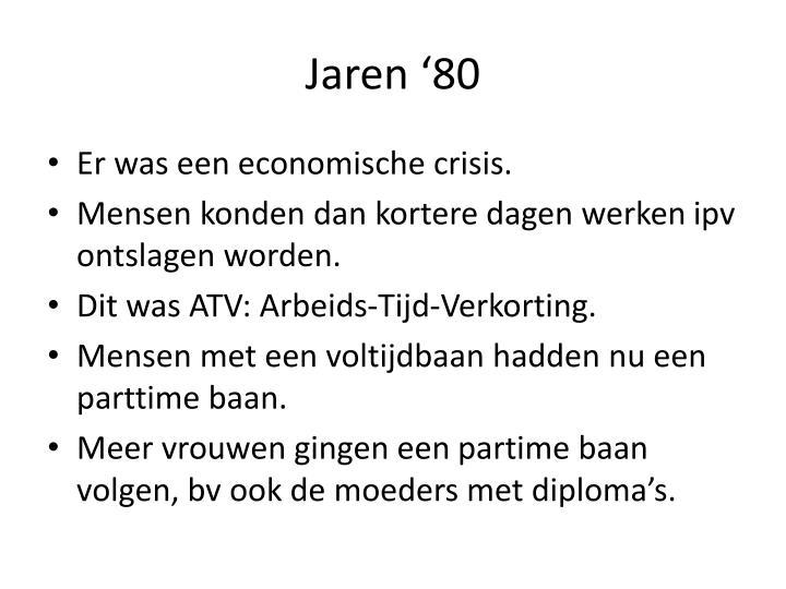 Jaren '80