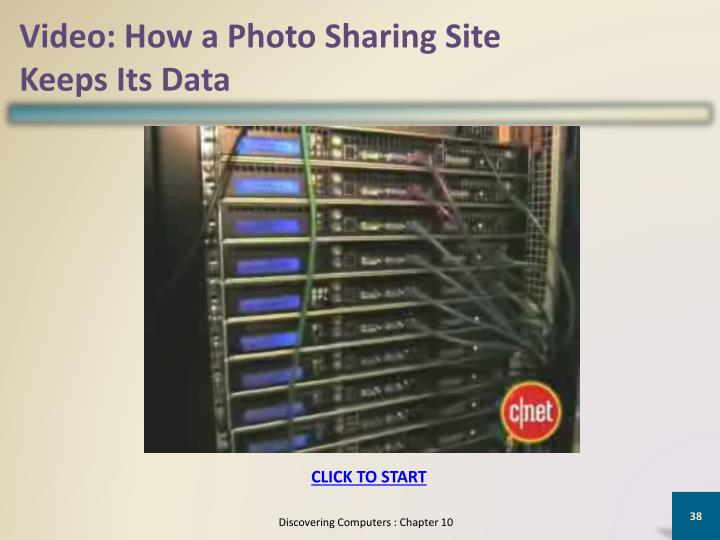 Video: How a Photo Sharing Site