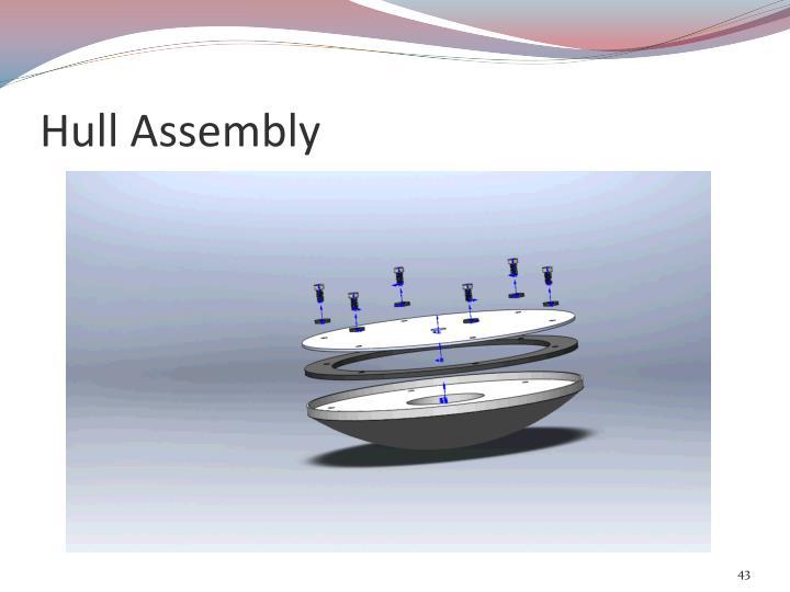 Hull Assembly