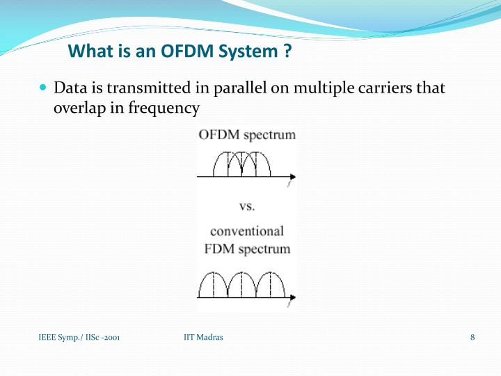 What is an OFDM System ?