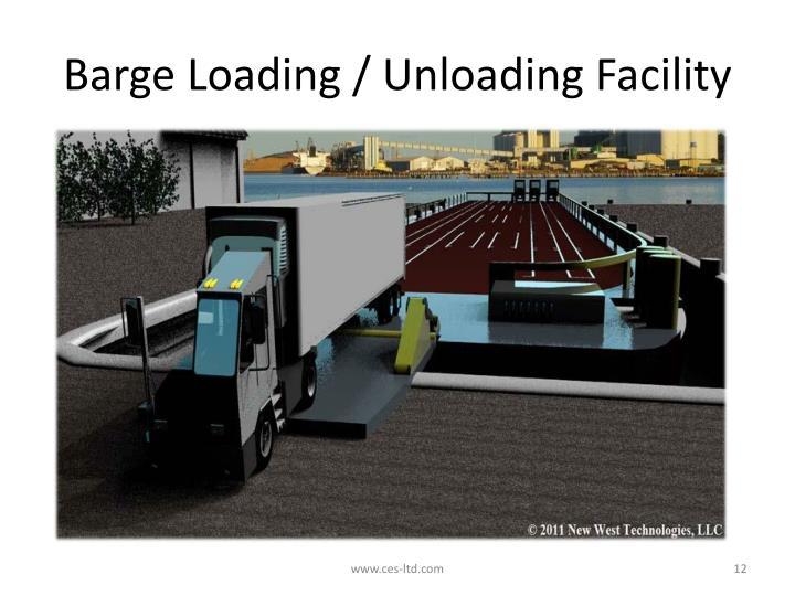Barge Loading / Unloading Facility
