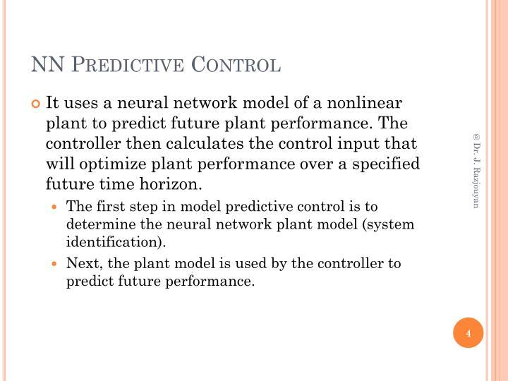NN Predictive Control
