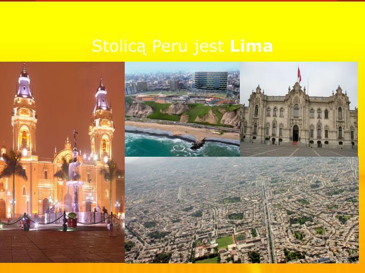 Stolicą Peru jest