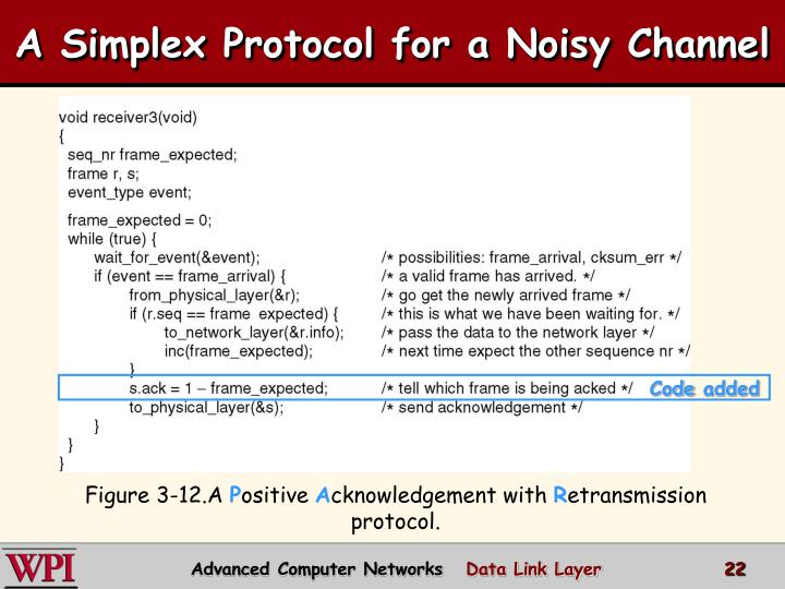 A Simplex Protocol for a Noisy Channel