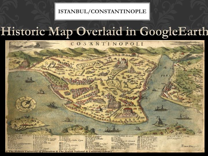 ISTANBUL/CONSTANTINOPLE