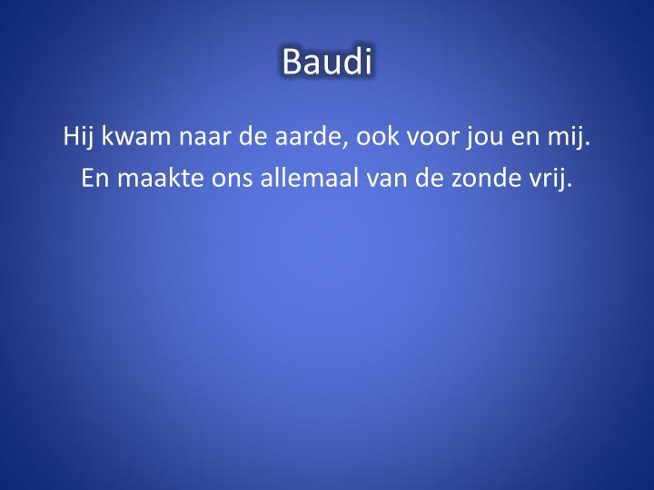 Baudi