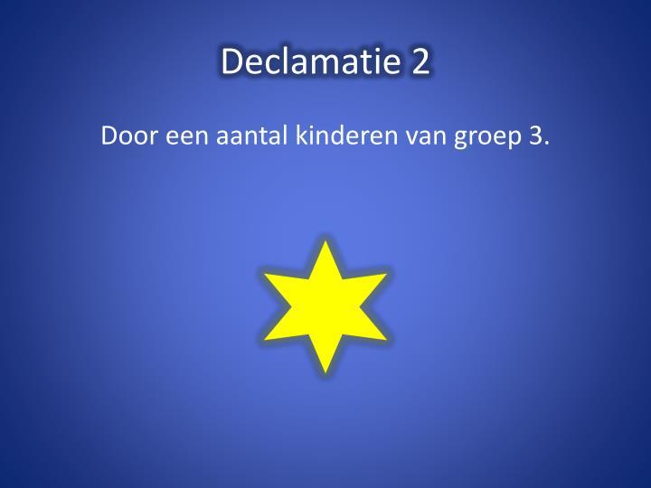 Declamatie 2