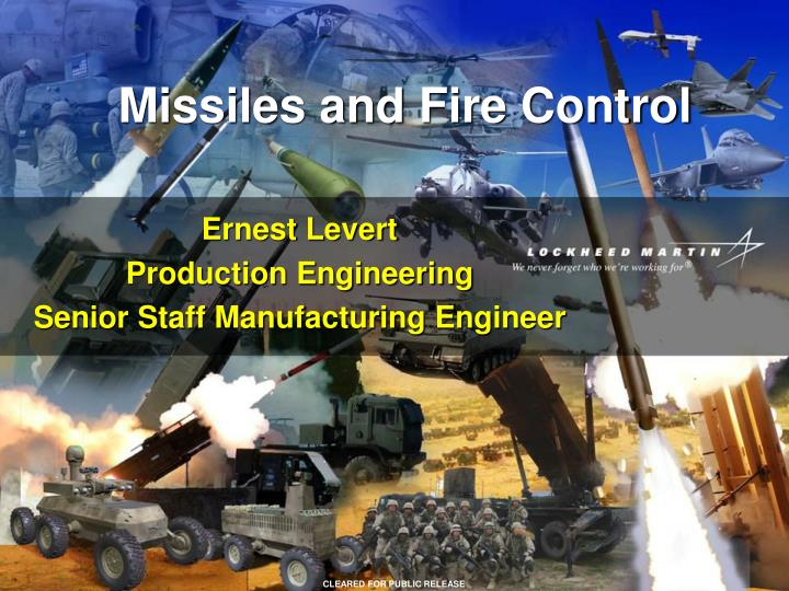 Missiles and Fire Control