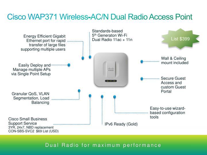 Cisco wireless access point configuration