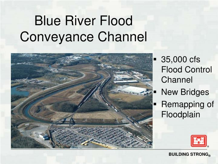 Blue River Flood Conveyance