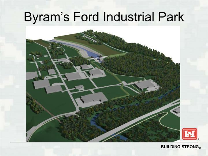 Byram's Ford Industrial Park
