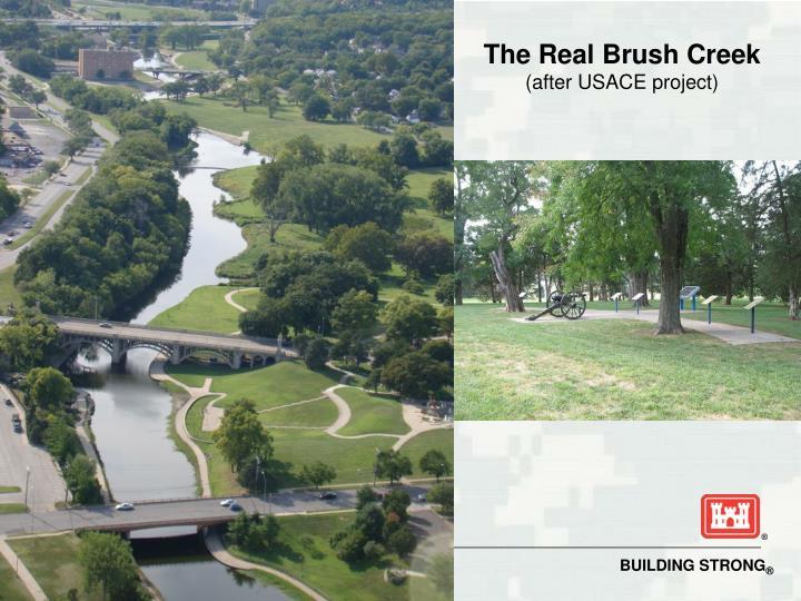 The Real Brush Creek