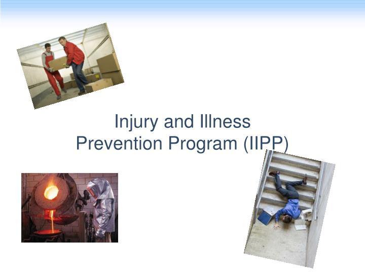 Injury and Illness