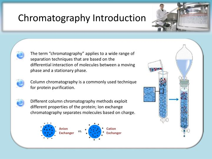 Chromatography introduction