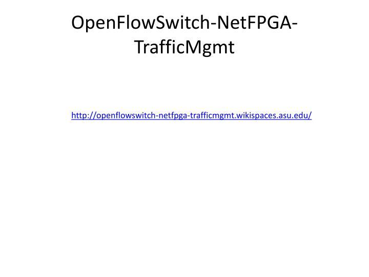 OpenFlowSwitch