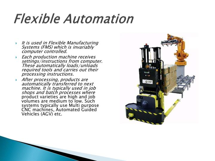 Flexible Automation