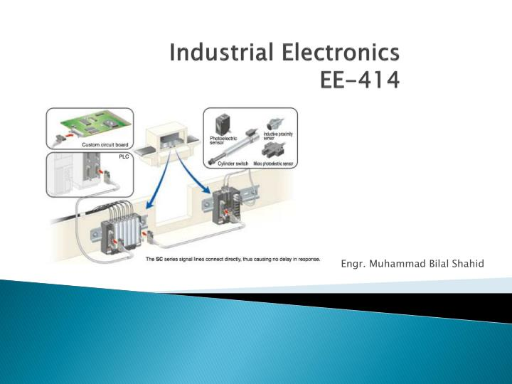 Industrial electronics ee 414
