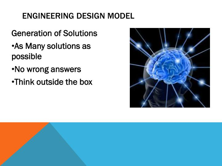 Engineering Design Model