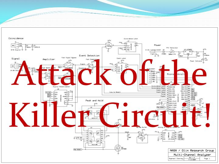 Attack of the Killer Circuit!